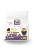 Fair Trade Original Espresso Dark Roast Capsules