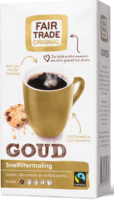 Fair Trade Original Goud Snelfilter
