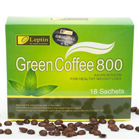 Green Coffee 800 Afslankkoffie