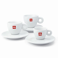 Illy Cappuccino Kopjes 2 K/s