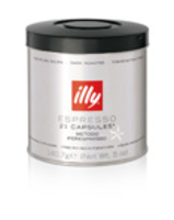 Illy Mie-Capsules Donker
