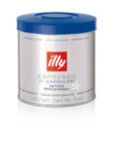 Illy Mie-Capsules Lungo