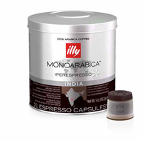 Illy Mie-Capsules Monoarabica India