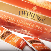 Twinings Ceylon Orange Pekoe Thee 25 Zakjes