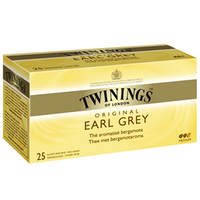 Twinings Earl Grey Decaffeinated Thee 25 Zakjes