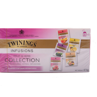 Twinings Infusions: Fruit & Herb Collection