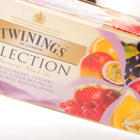 Twinings Selection Flavoured Black Tea 25 Zakjes