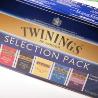 Twinings Selection Pack Black Tea 25 Zakjes