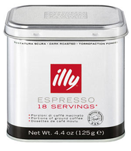 Illy Ese-Servings Donkere Branding